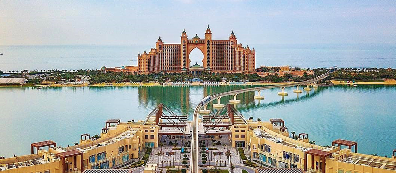 Dubai Is The Best Tourist Destination To Entertain Yourself
