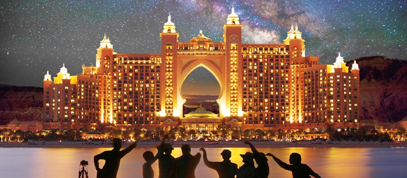 Visit Dubai To Make Your Vacations Memorable