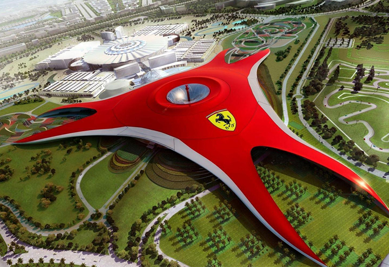 FERRARI-WORLD