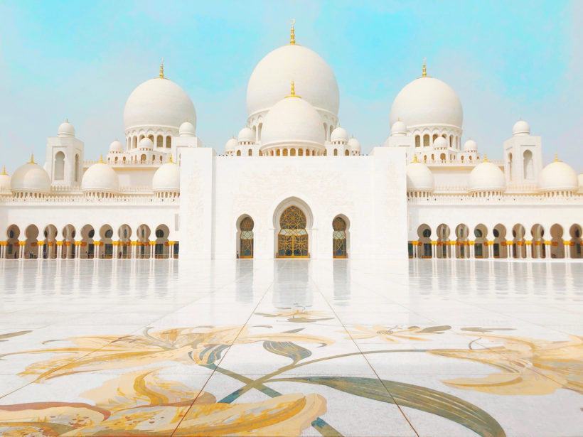 THE UNDERRATED SPOTS OF ABU DHABI