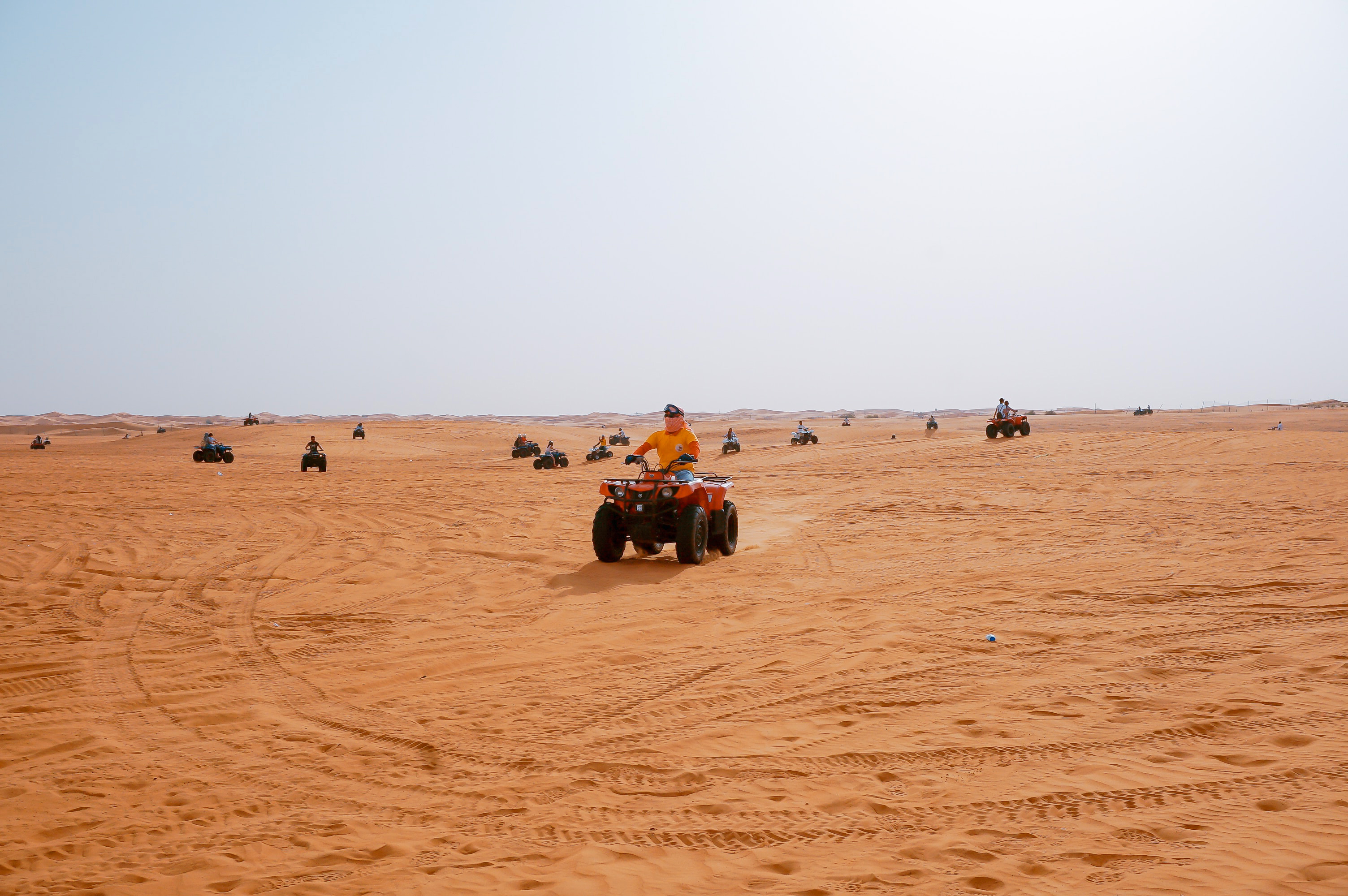 How To Get Entertained By Desert Safari's Fun-Filled Activities