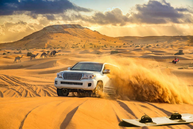 The most effective method to have a great time at the Dubai desert