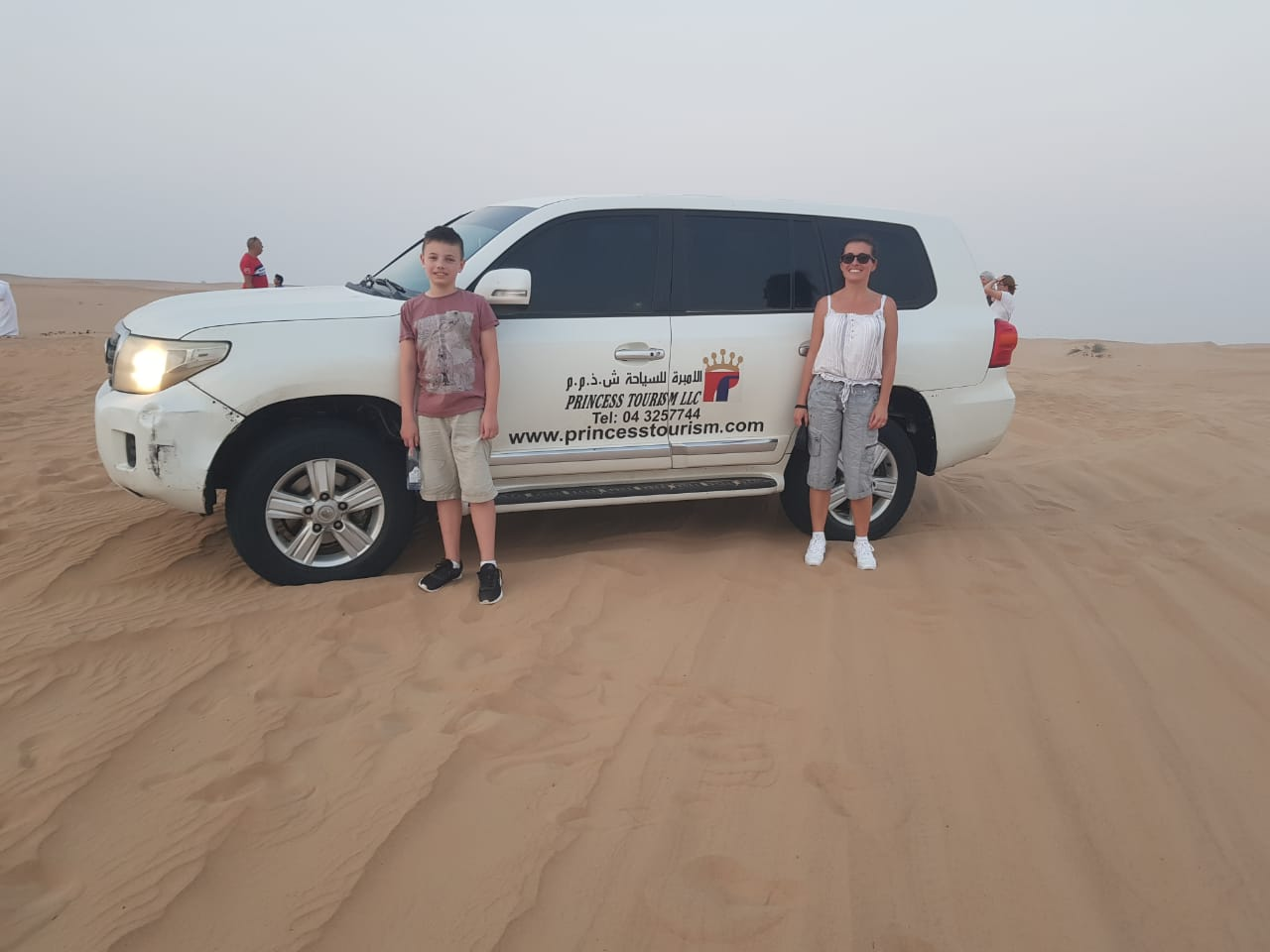 What Are The Experiences You'll Have In Desert Safari Dubai