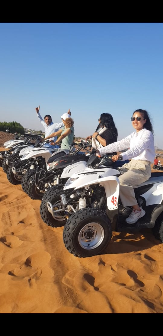 What Are The Activities Included in Desert Safari