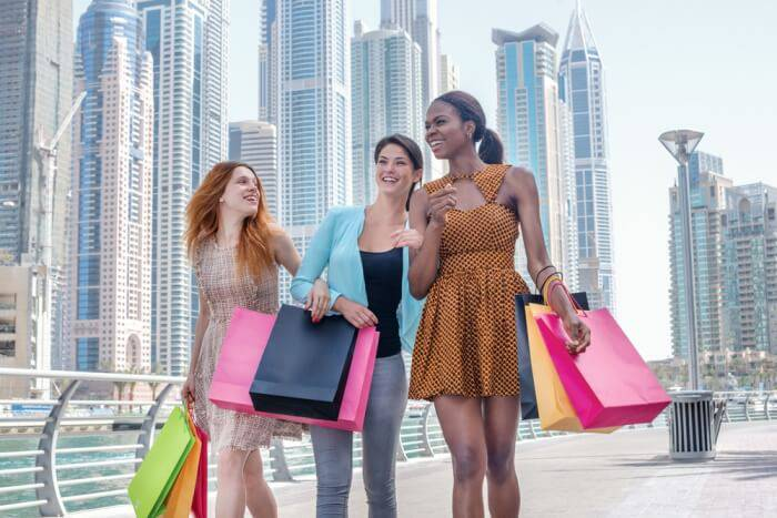 GOOD NEWS FOR SHOPAHOLICS IN DUBAI