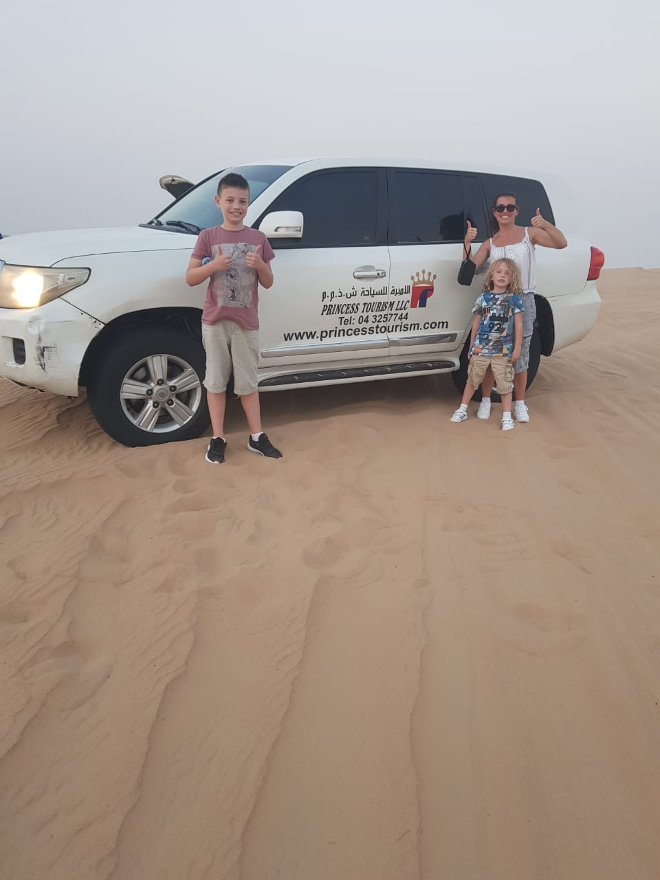WHY EVENING DESERT SAFARI IS THE BEST?